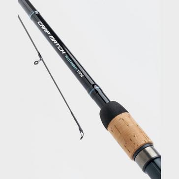 BLACK Daiwa D Carp Match 11ft 2pc