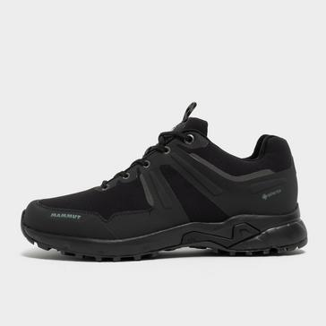 Black Mammut Ultimate Pro Low GORE-TEX Women's Hiking Shoes