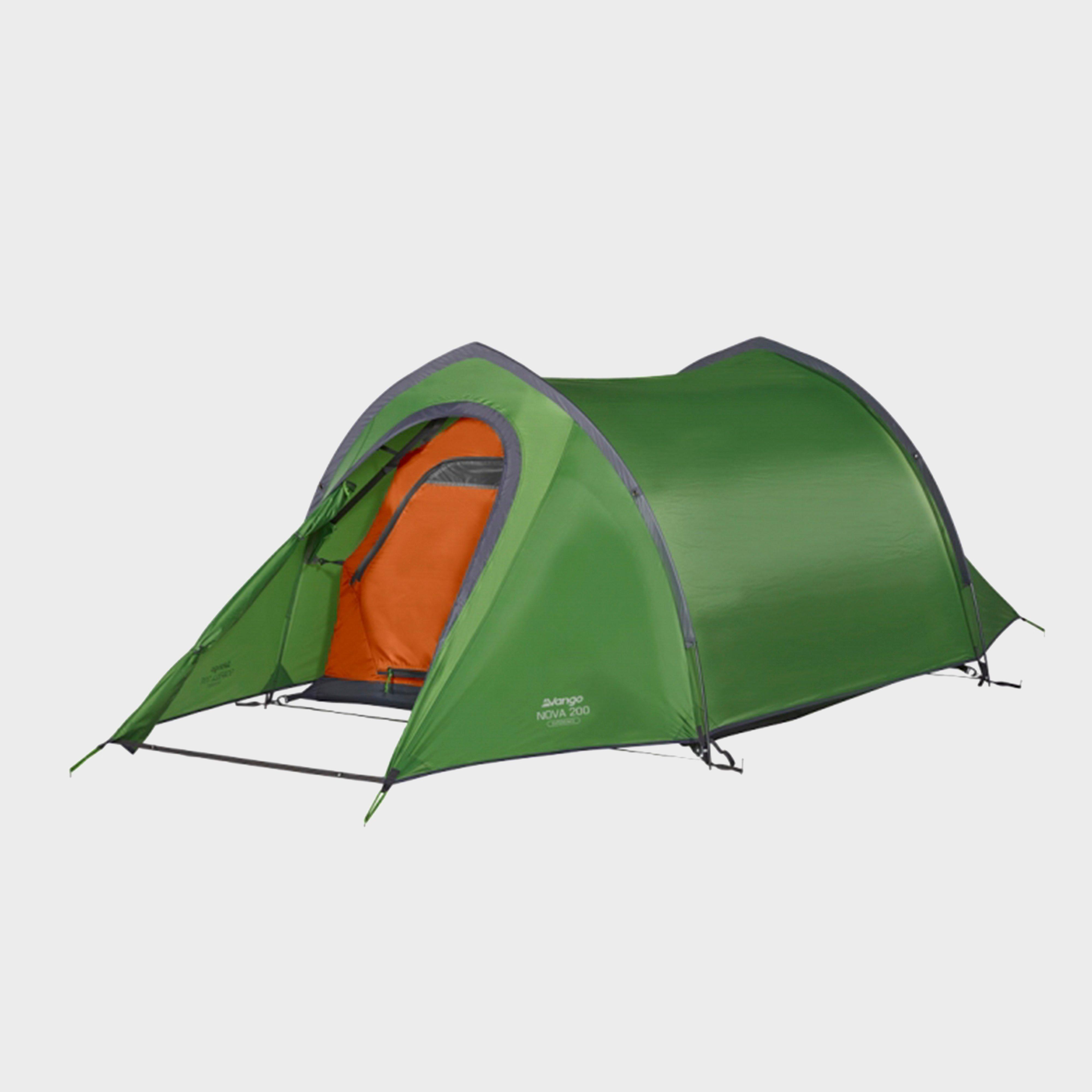 Vango Nova 200 Backpacking Tent (Green) - Green/200, Green/200