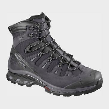 GREY Salomon Women's Quest 3 4D GORE-TEX Hiking Boot