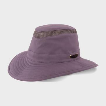 Purple Tilley T5MO Organic Airflo® Hat