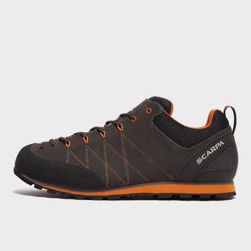 Brown Scarpa Crux Men's Approach Shoe