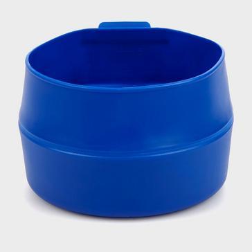Blue Wildo Fold-A-Cup