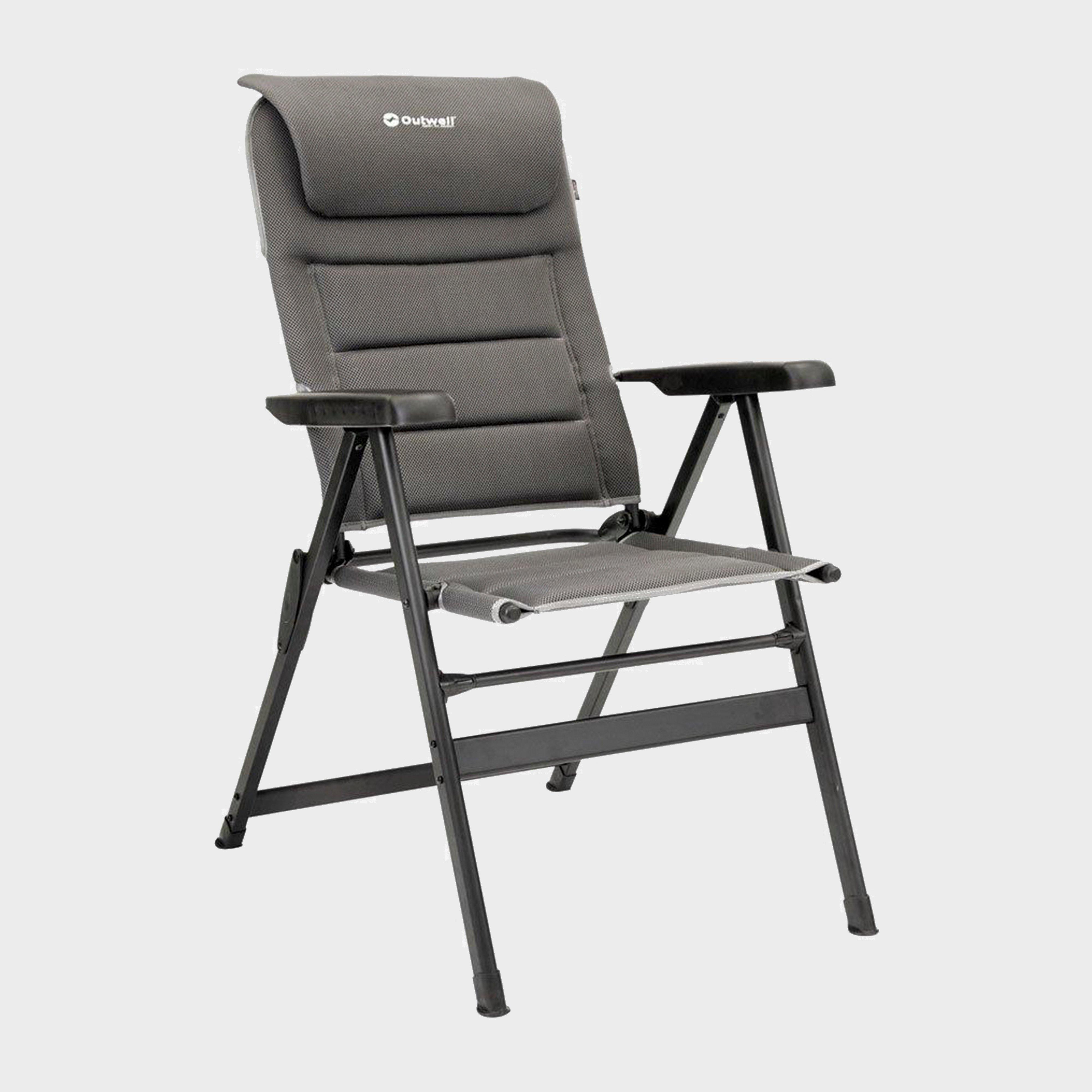 Outwell Outwell Kenai Camping Chair - Grey, Grey