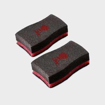 Black Weber BBQ Sponge (2 Pack)