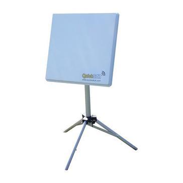 Multi Falcon QS80 Portable Satellite TV System