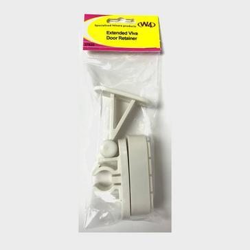 WHITE W4 Extended Viva Door Retainer