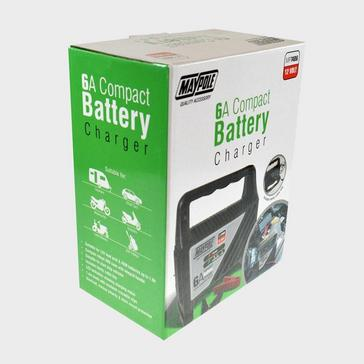 Maypole Compact Battery Charger 6A