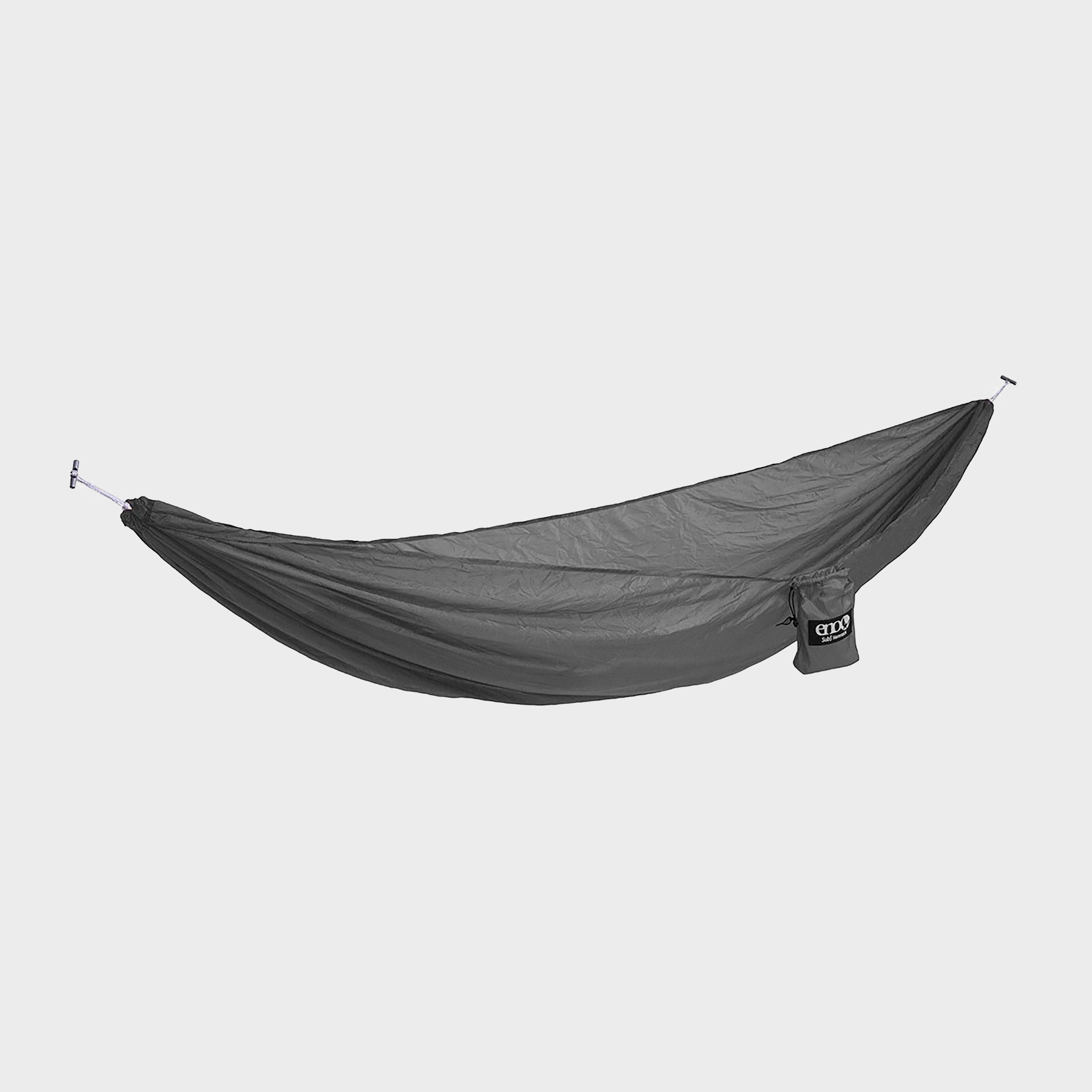 Eno Sub6 Ultralight Hammock - Grey/Hammock, Grey