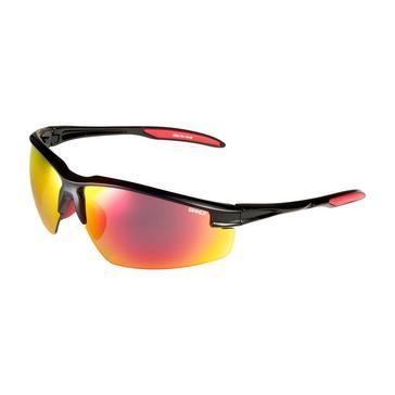 BLACK Sinner Granite Sunglasses