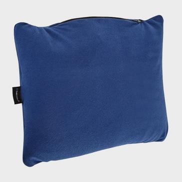 Blue Trekmates 2-in-1 Deluxe Pillow