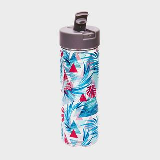 Abstract Leaf Tritan Bottle (650ml)