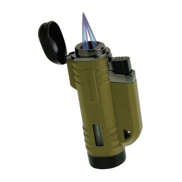 Green TurboFlame VFR2 V-Flame Lighter