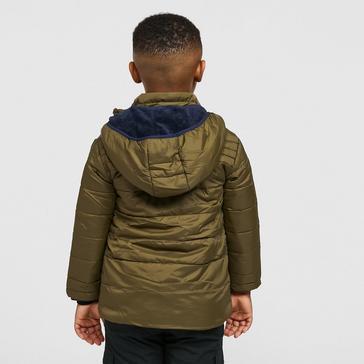 KHAKI HI-GEAR Children's Wallaru Insulated Jacket