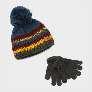 Kids' Hat and Glove Set