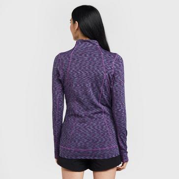 Purple North Ridge Women's Ainslie Full Zip
