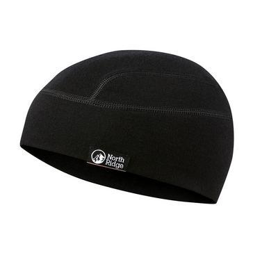 Black North Ridge Convect Merino Hat