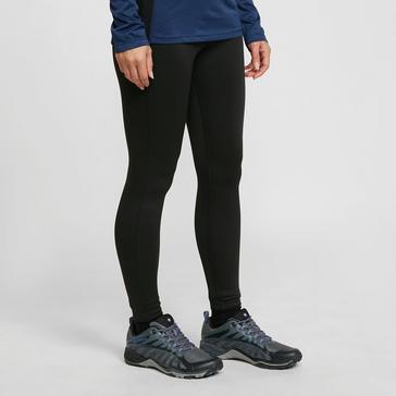 Black North Ridge Women's Warrior Reversible Leggings