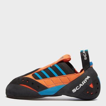 Orange Scarpa Instinct SR Climbing Shoe
