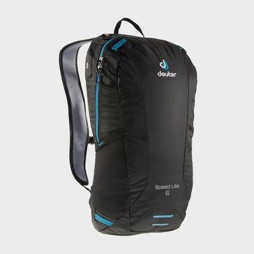 BLACK Deuter Speed Lite 6 Daypack
