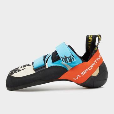 BLUE LA Sportiva Otaki Climbing Shoes