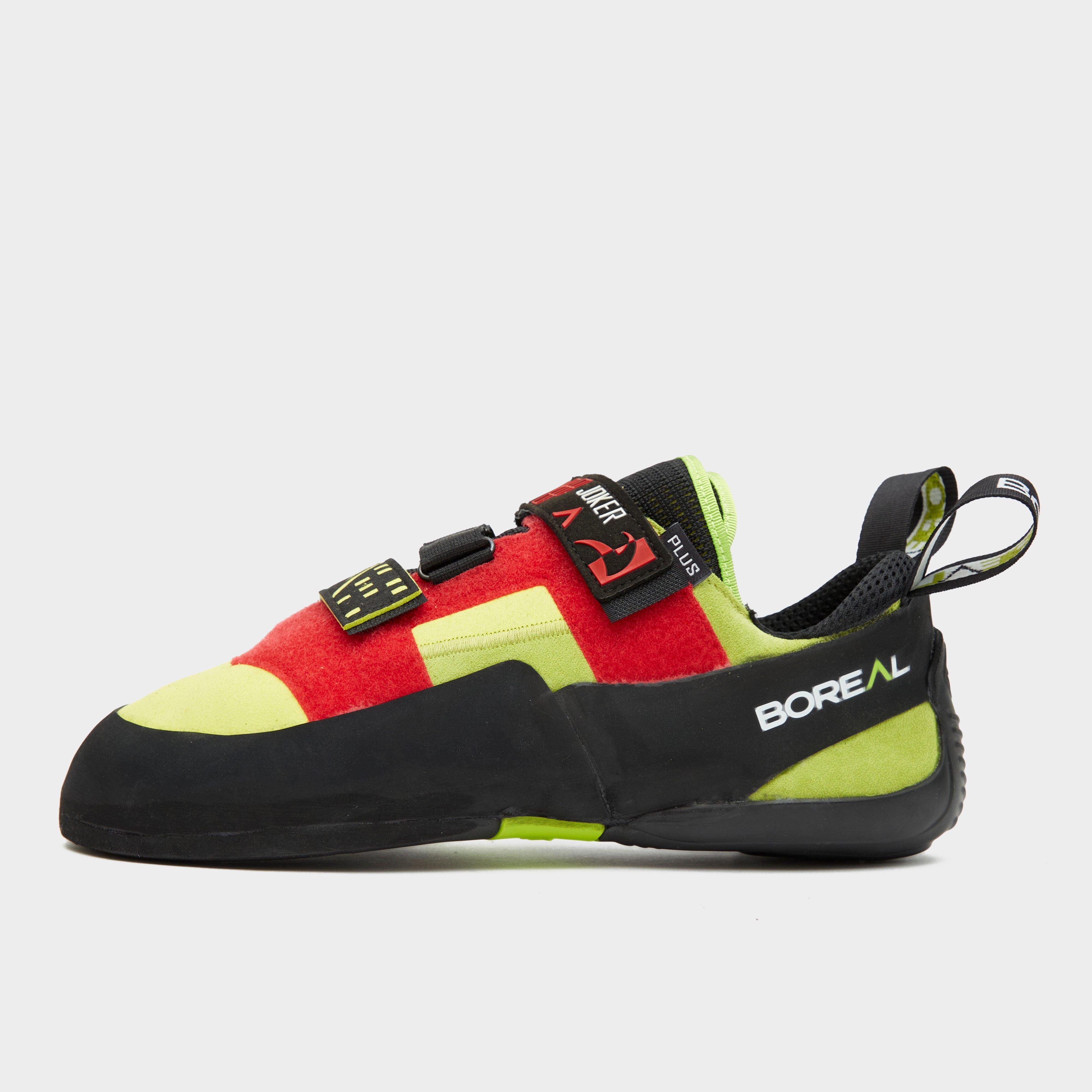 Boreal Joker Plus Men's Climbing Shoe - Multi/Plus, Multi Coloured