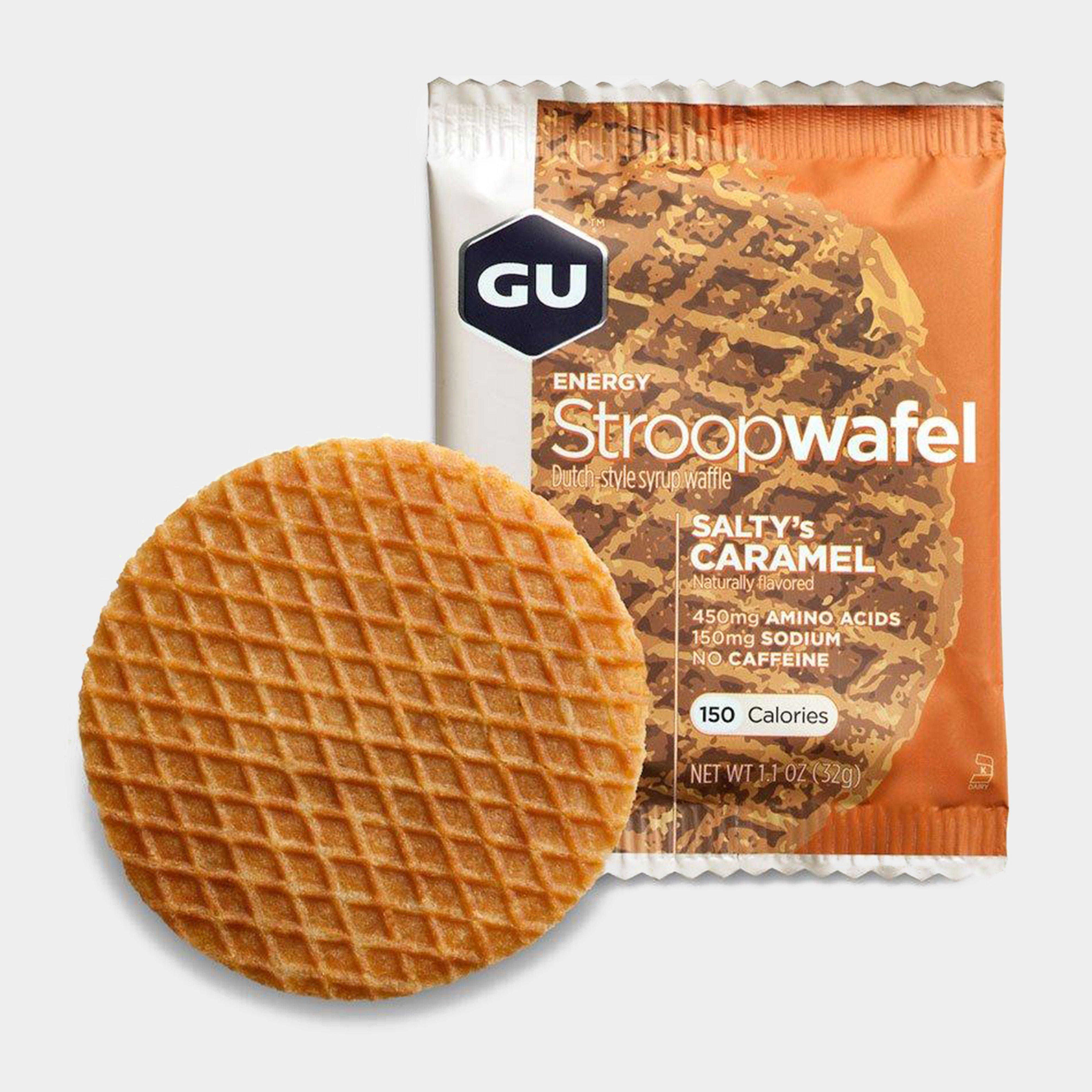 Gu Gu Energy Stroopwafel - Salty