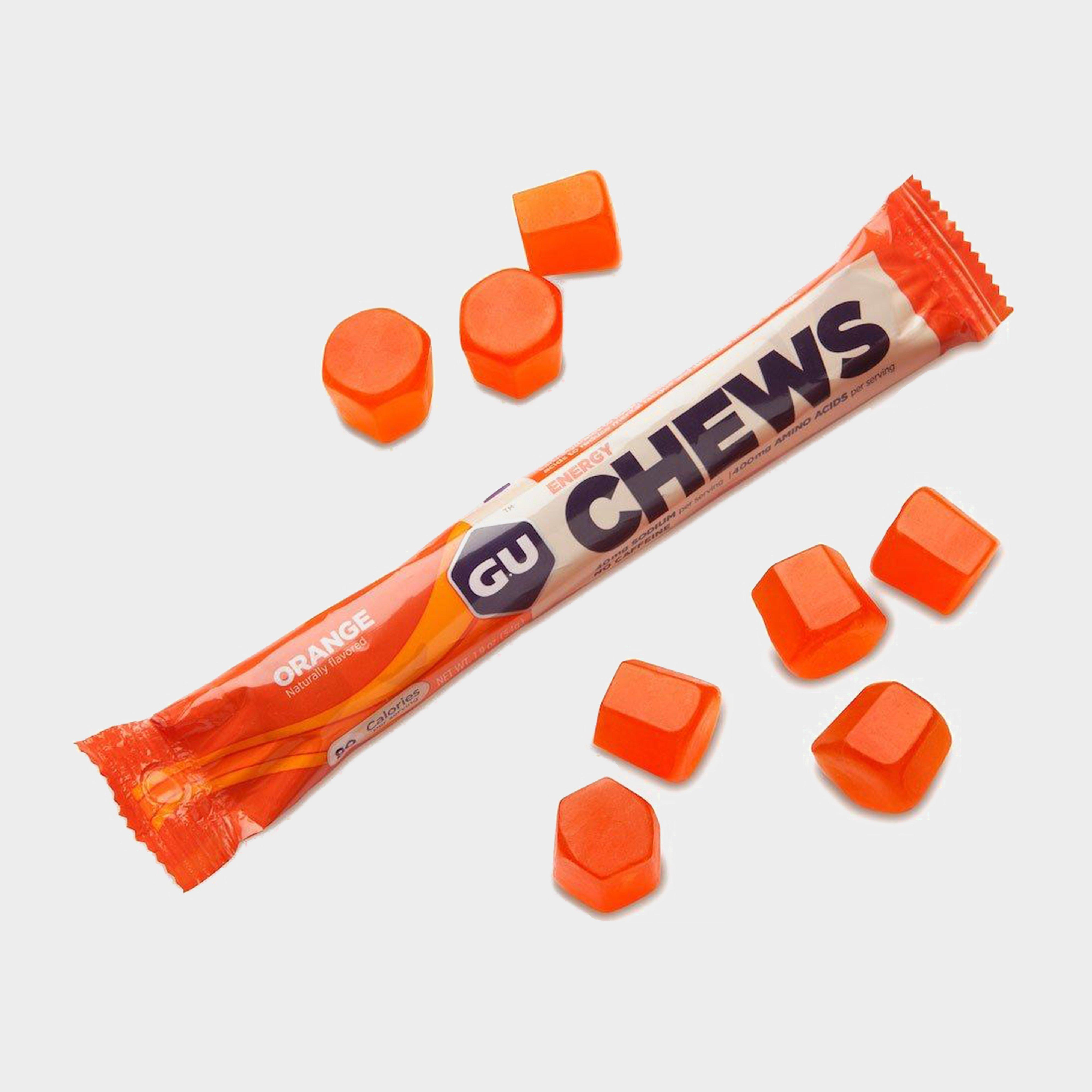 Gu Gu Energy Chews - Orange
