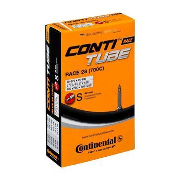 Black Continental Race 28 (700c) Inner Tube (18-25)