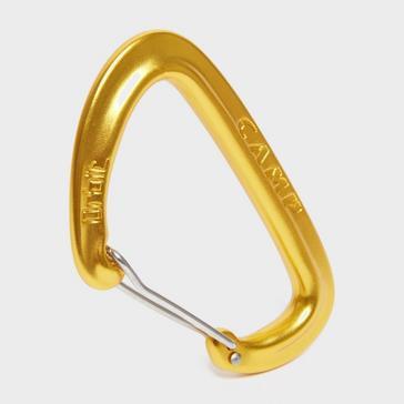 GOLD Camp Orbit Wire Carabiner
