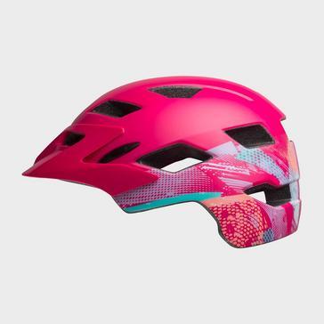 Pink Bell Sidetrack Kids' Bike Helmet