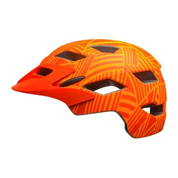 Orange Bell Sidetrack Kids' Bike Helmet