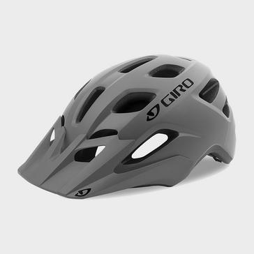 MATTE GREY GIRO Fixture Helmet