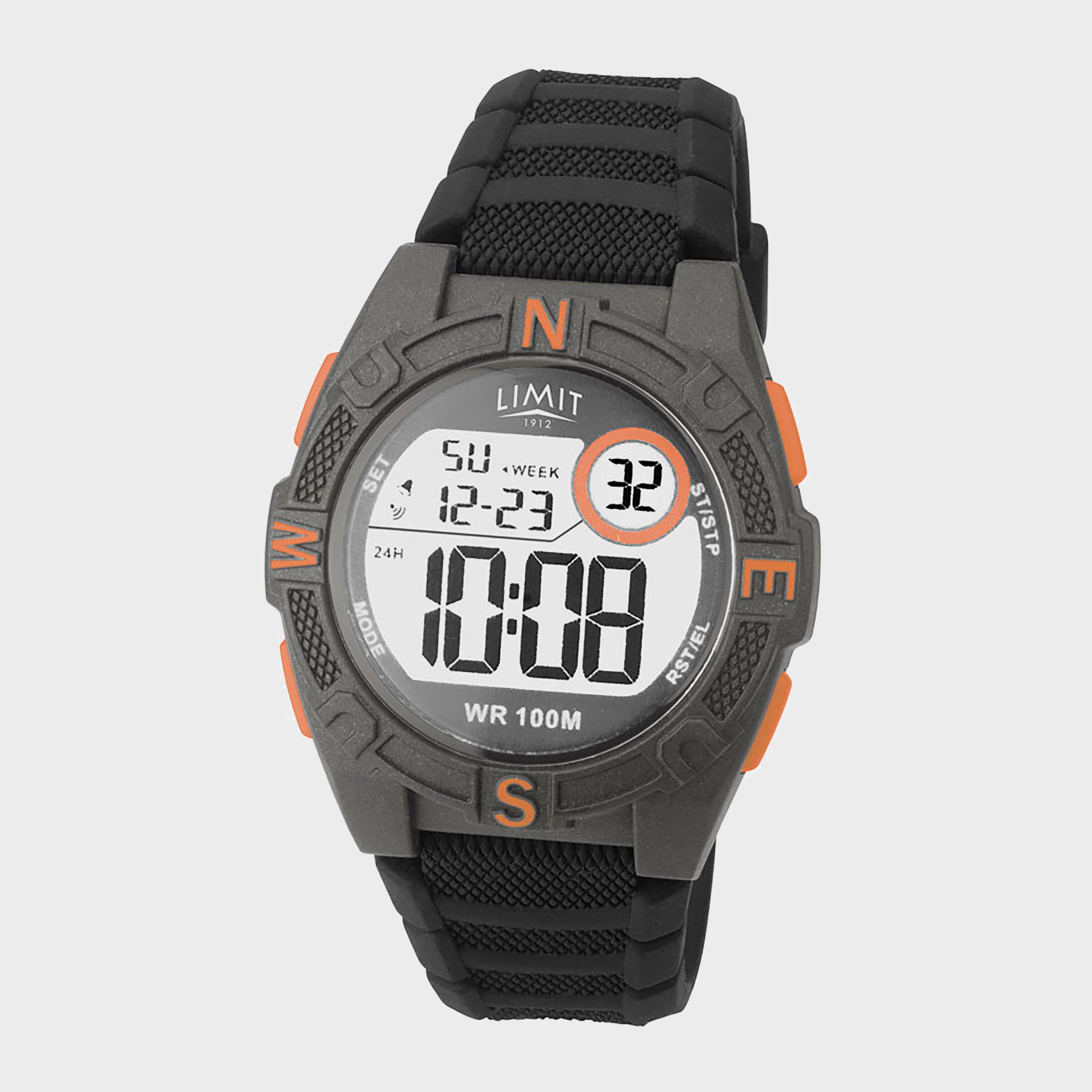 Limit Limit 5695.67 Digital Watch - Black/Grey, Black/Grey