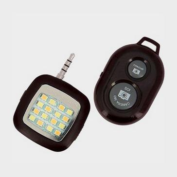 Black NGT Tripod  Light & Remote