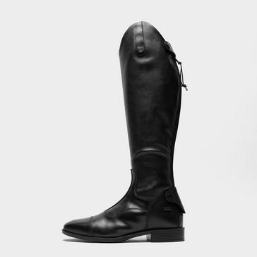 BLACK Brogini Casperia II Long Riding Boots