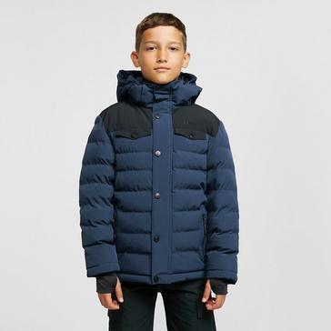 Blue The Edge Kids Banff Insulated Jacket