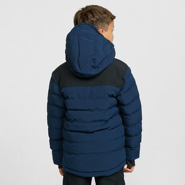 Navy The Edge Kids' Banff Insulated Jacket (ages 13-16)