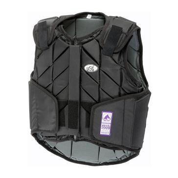 BLACK USG Eco-Flexi Body Protector