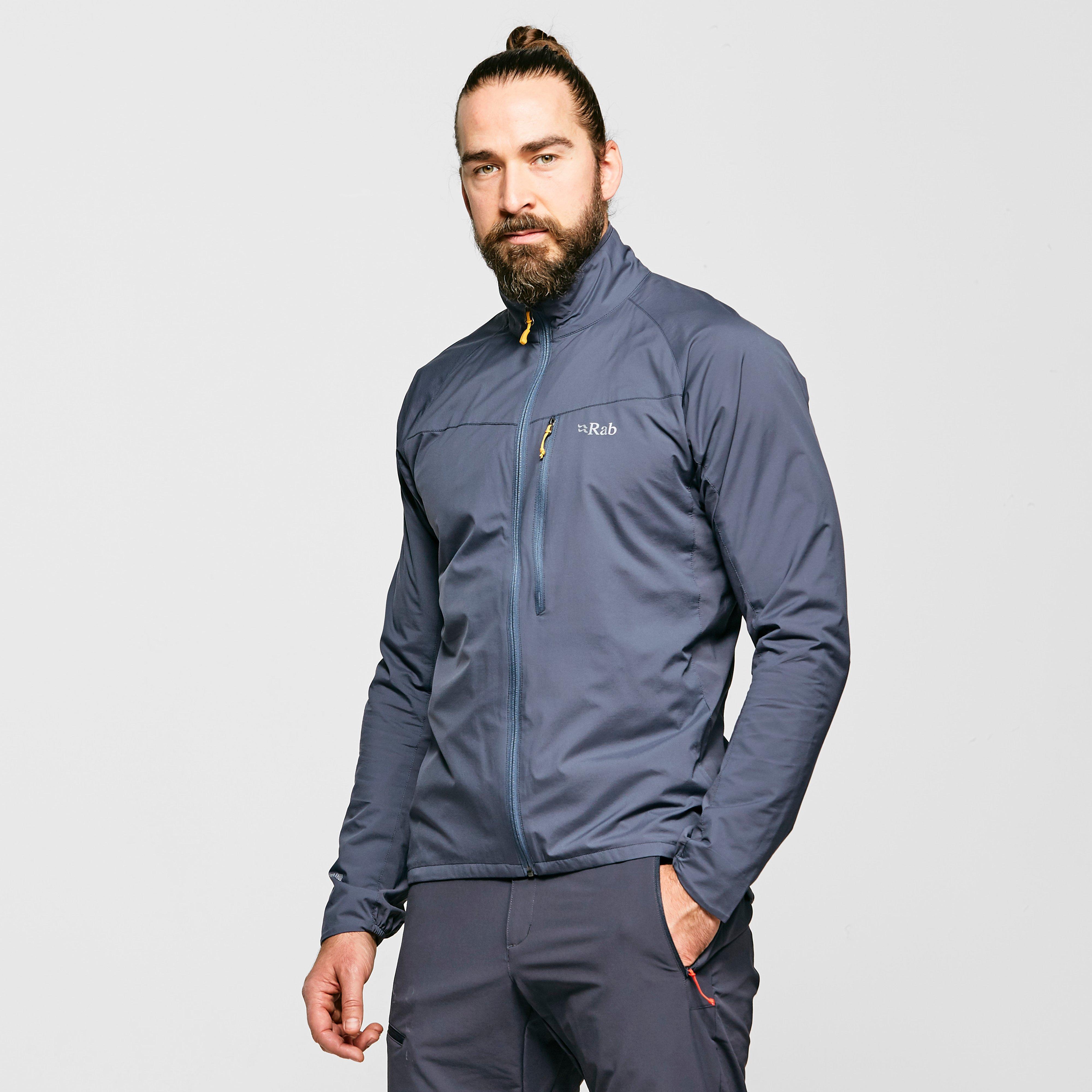 Rab Rab Mens Vapour-rise Flex Jacket - N/A, N/A