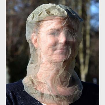 white Smidge Midge-Proof Headnet