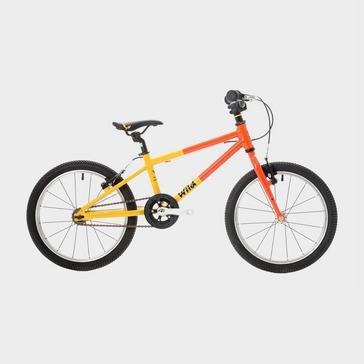 Yellow Wild Bikes Wild 18 Kids' Bike