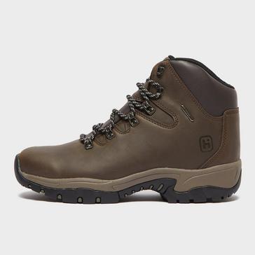 Brown HI-GEAR Kids' Snowdon II Walking Boots