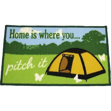 multi Quest Camping Door Mat