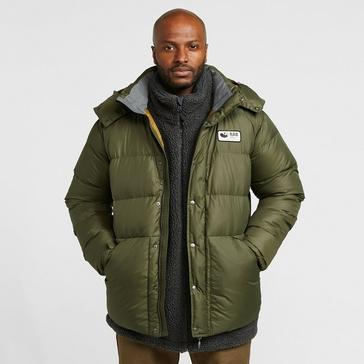 Green Rab Men's Andes Down Jacket