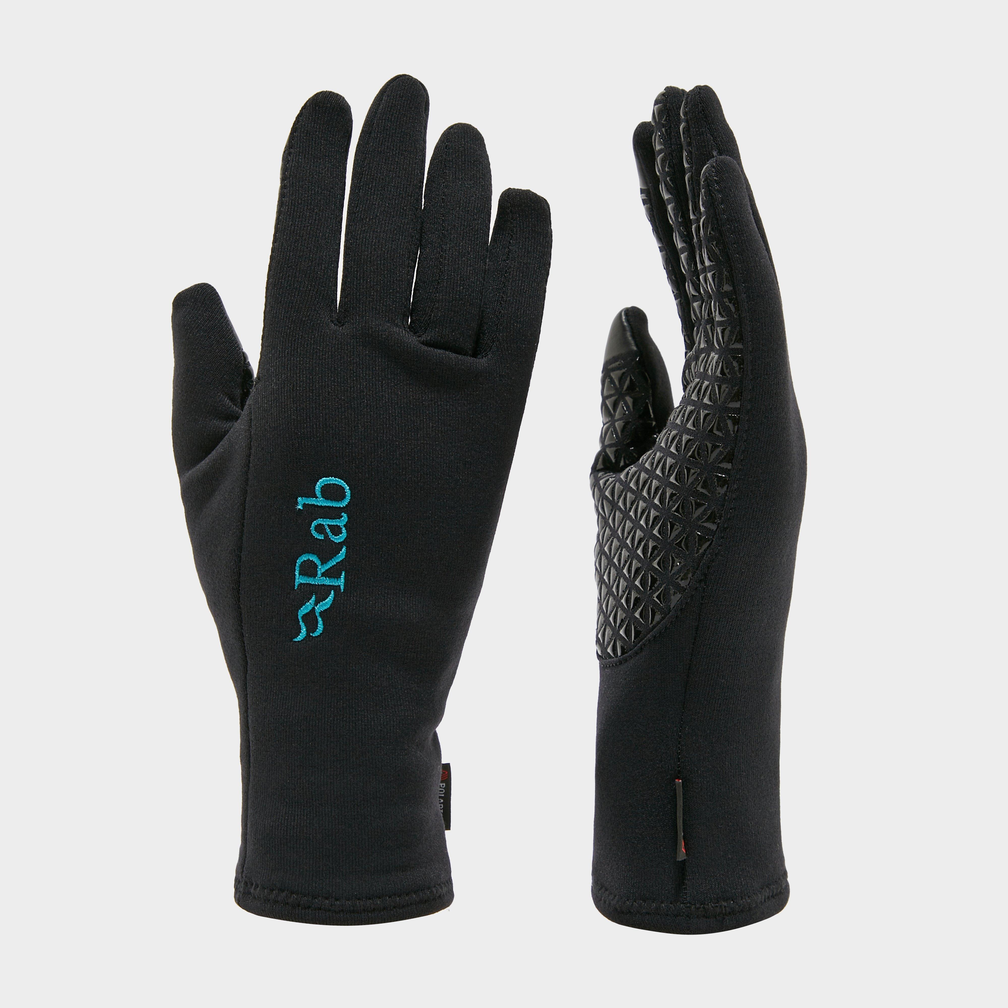 Rab Rab Womens Power Stretch Contact Grip Gloves - N/A, N/A