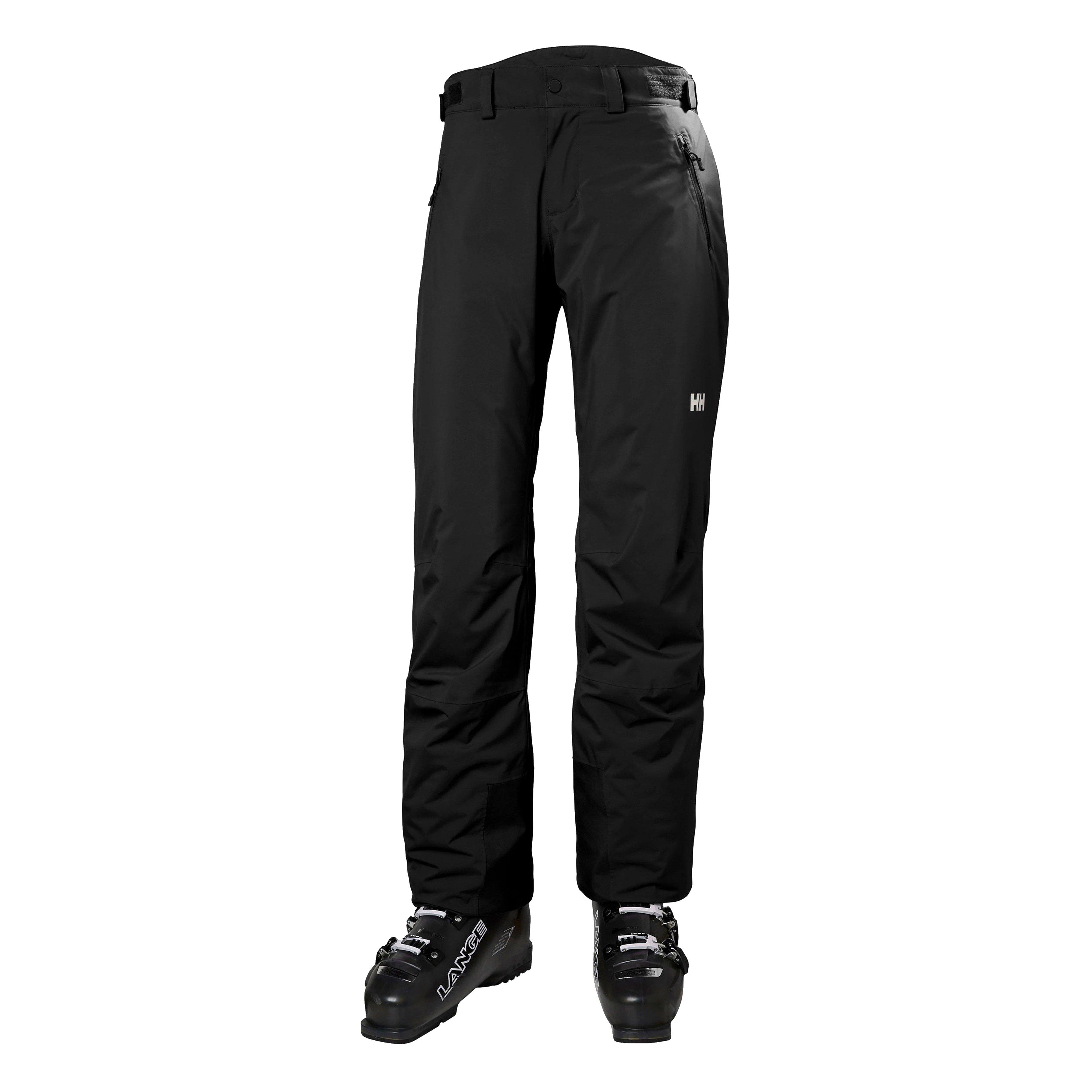 Helly Hansen Women's Snowstar Ski Pant - Black, Black
