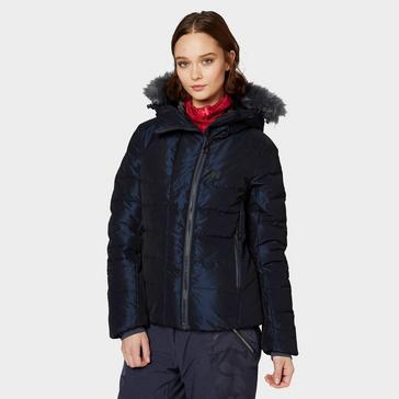 Dark Grey Helly Hansen Women's Primerose Ski Jacket