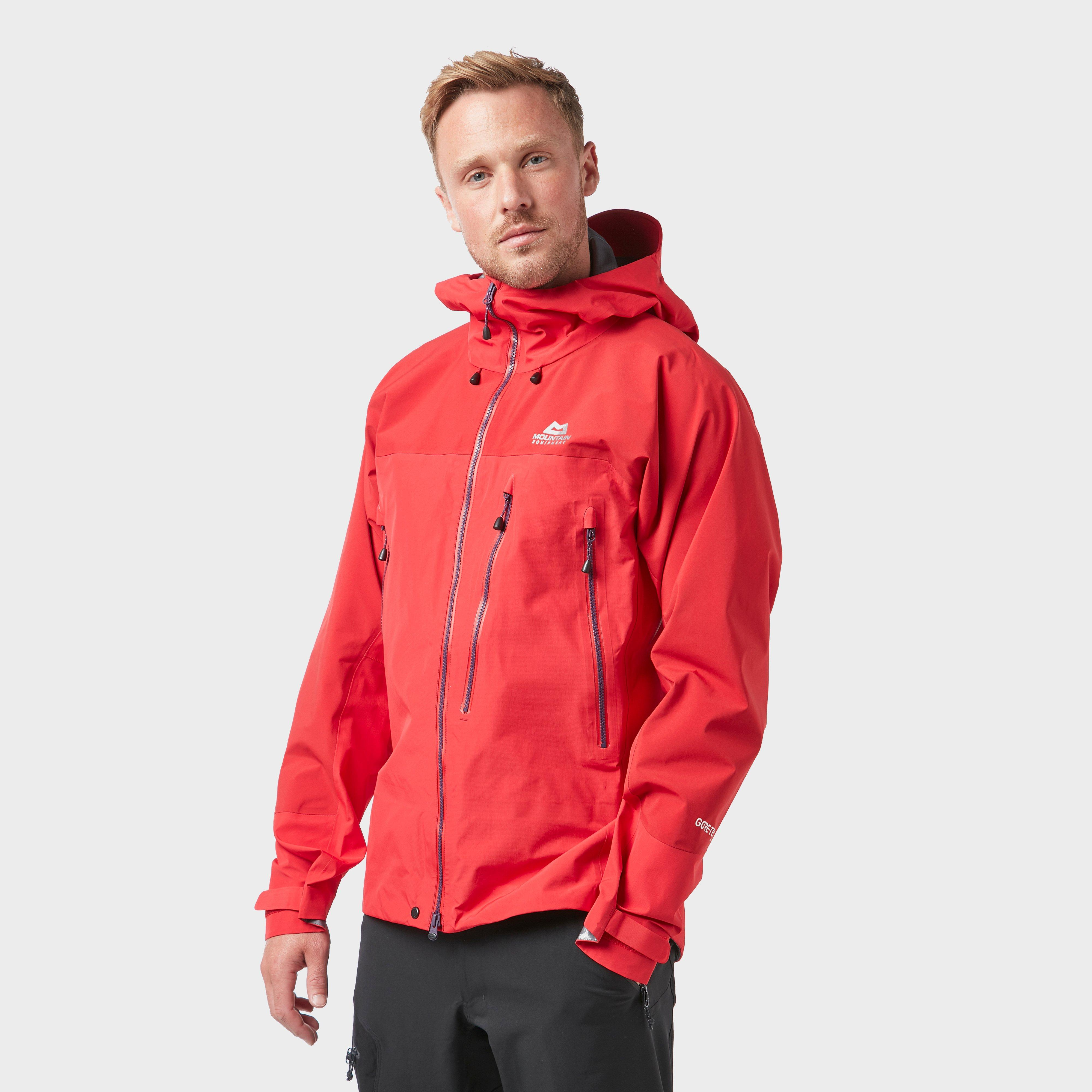 Mountain Equipment Mountain Equipment Mens Lhotse GORE-TEX Jacket - Red, Red