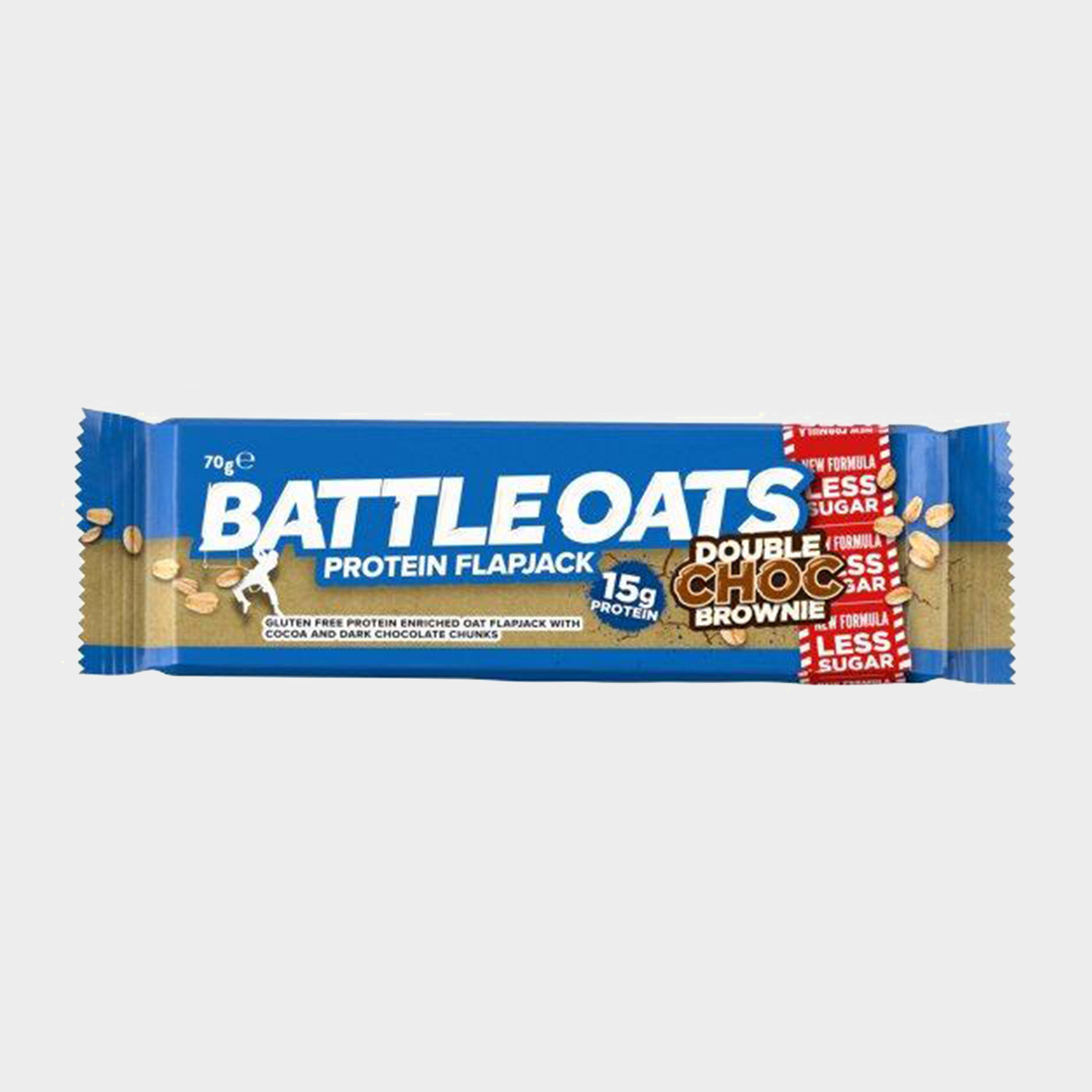 2 Boxes Battle Oats Protein Flapjack 12x70g Free UK Tracked Delivery All Flavour